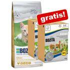 2 kg Bozita Grainfree Kitten + 2 x 190 g passendes Nassfutter gratis!
