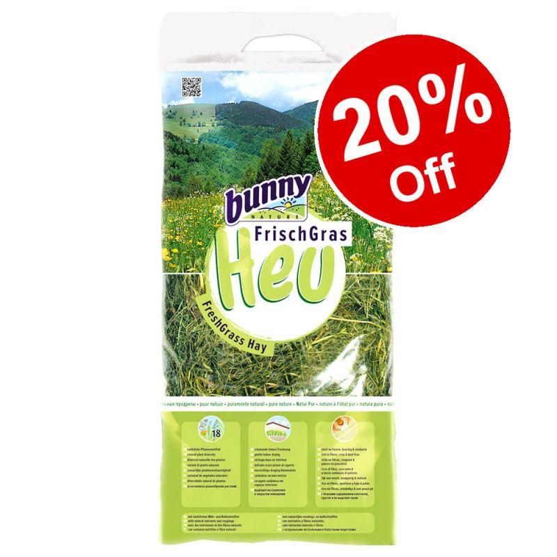 3kg Bunny Fresh Grass Hay - 20% Off!*