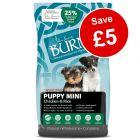 6kg Burns Puppy Dry Dog Food - Save £5!*
