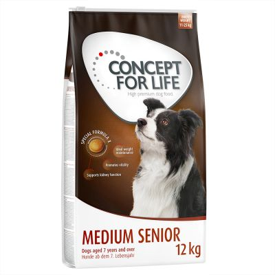 12kg Concept for Life Dry Dog Food - 25% Off!*