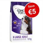 12kg Concept for Life Dry Dog Food - €5 Off!*