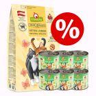 1,8 kg de croquettes GranataPet DeliCatessen + 6 x 200 g de pâtée à prix avantageux !