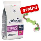 12 kg Exclusion Diet + Gioco Osso in TPR con corda gratis!
