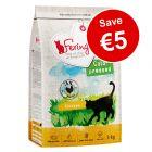 3kg Feringa Adult Cold-pressed Dry Cat Food - Save €5!*