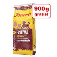 3,6 kg + 900 g gratis! Karma sucha Josera, 4,5 kg