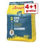 3,6 kg + 900 g gratis! 4,5 kg Josera Hundefutter