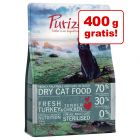 2,5 kg + 400 g gratis! 2,9 kg Purizon Adult Gatto Sterilised