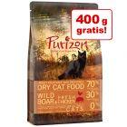 2,5 kg + 400 g gratis! 2,9 kg Purizon Crocchette per gatti