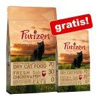 2,5 kg + 400 g gratis! 2,9 kg Purizon Katzentrockennahrung