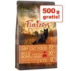 2 kg + 500 g gratis! 2,5 kg Purizon Katzentrockennahrung