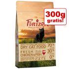 2,6 kg + 300 g gratis! Purizon, sucha karma dla kota, 2,9 kg