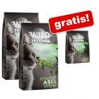 4 kg + 400 g gratis! Wild Freedom hrană uscată pisici