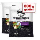 2 kg + 800 g gratis! 2 x 1,4 kg Nutro hrană uscată câini