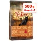 2,5 kg + 400 g δωρεάν! 2,9 kg Purizon Ξηρά Τροφή για Γάτες