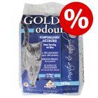 14 kg Golden Odour kattströ till sparpris!