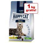9 + 1 kg gratis! Happy Cat 10 kg hrană uscată