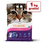 1 kg gratis! 7 kg Intersand Classic Katzenstreu
