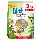 9 + 3 kg gratis! 12 kg Lillebro mangime per uccelli selvatici
