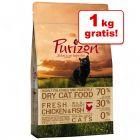 5,5 + 1 kg gratis! 6,5 kg Purizon senza cereali