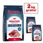 12 + 2 kg gratis! 14 kg Rocco Mealtime