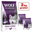 12 + 2 kg gratis! 14 kg Wolf of Wilderness