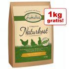 15,5 + 1 kg gratis! Lukullus Naturkost, tłoczony na zimno, kurczak z ryżem pełnoziarnistym, 16,5 kg