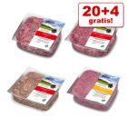 20 + 4 kg gratis! proCani pakketten Hondenvoer