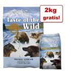 2 kg gratis! Taste of the Wild 14,2 kg hrană uscată pentru câini