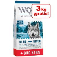 12 + 3 kg ¡gratis! Wolf of Wilderness Adult pienso para perros