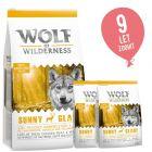 12 + 2 kg gratis! Wolf of Wilderness 14 kg