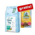 10 kg Green Petfood +  Barkoo Dental Snacks 180 g gratis!