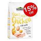 3kg Greenwoods Adult Dry Cat Food - 15% Off!*