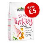 3kg Greenwoods Adult Dry Cat Food - Save £5!*