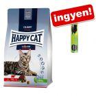 10 kg Happy Cat Culinary Adult + 26 g Cosma Snackies macskasnack ingyen!