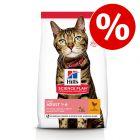 7 kg Hill's Science Plan -kissanruokaa erikoishintaan!