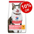 7kg Hill's Science Plan Special Care Dry Cat Food - 10% Off!*