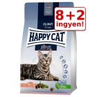 8 + 2 kg ingyen! 10 kg Happy Cat