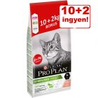 10 + 2 kg ingyen! 12 kg Purina Pro Plan Sterilised Adult