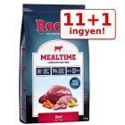 11 + 1 kg ingyen! 12 kg Rocco Mealtime