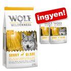 12 + 2 kg ingyen! 14 kg Wolf of Wilderness