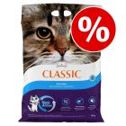 14 kg Intersand Classic -kissanhiekkaa erikoishintaan!