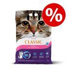 7 kg Intersand Classic -kissanhiekkaa erikoishintaan!