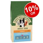 1.5kg James Wellbeloved Dry Dog Food - 10% Off!*