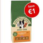 2kg James Wellbeloved Dry Dog Food - Save €1!*