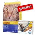 10 kg Josera + Animonda Milkies Selection, 2 x 4 x 15 g gratis!