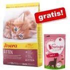 2 kg Josera + Feringa Crunchy Bites, jogurt, 30 g gratis!