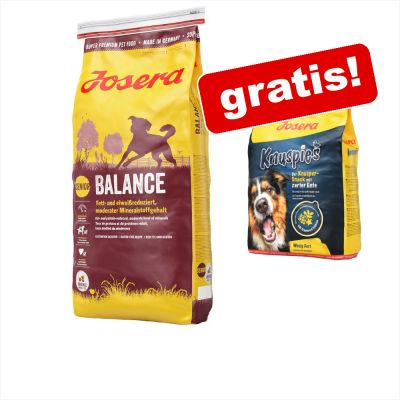 15 kg Josera + 900 g Knuspies gratis! günstig kaufen | zooplus