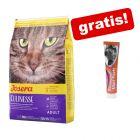 10 kg Josera suha hrana za mačke + Smilla Malt pasta za mačke gratis!