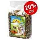 4kg JR Farm Super Small Pet Food - 20% Off!*