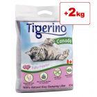 22 + 2 kg kaupan päälle! 24 kg Tigerino Canada kissanhiekka